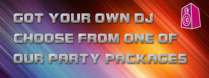 Powerhouse PA Leeds - Party Packages